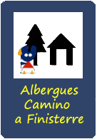 albergues Camino a Finisterre