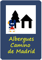 albergues Camino de Madrid